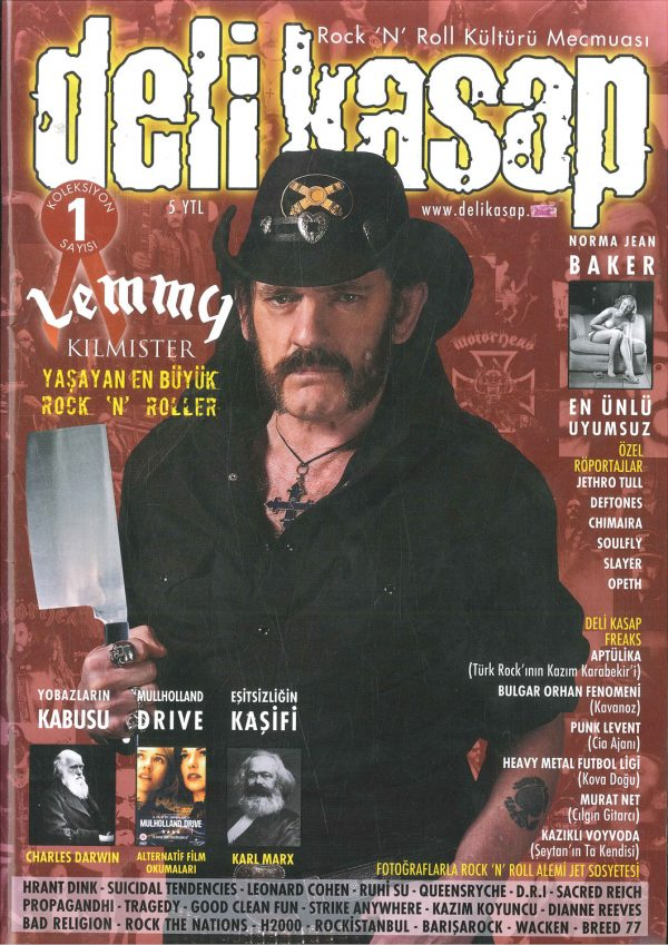 You are currently viewing REAL ENGLISH KINDNESS: Motörhead