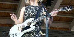 Çalışkan, Güzel, Yetenekli, Ödüllü Blues Gitaristi: Samantha Fish