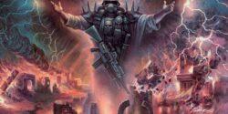 """Panzerlerin Geri Dönüşü """"Sodom-Genesis-XIX"""""""