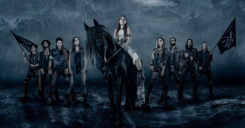 You are currently viewing Edelvays Çiçeklerinin Tohumlarını Metal İle Harmanlayan Dağlı Grup: Eluveitie