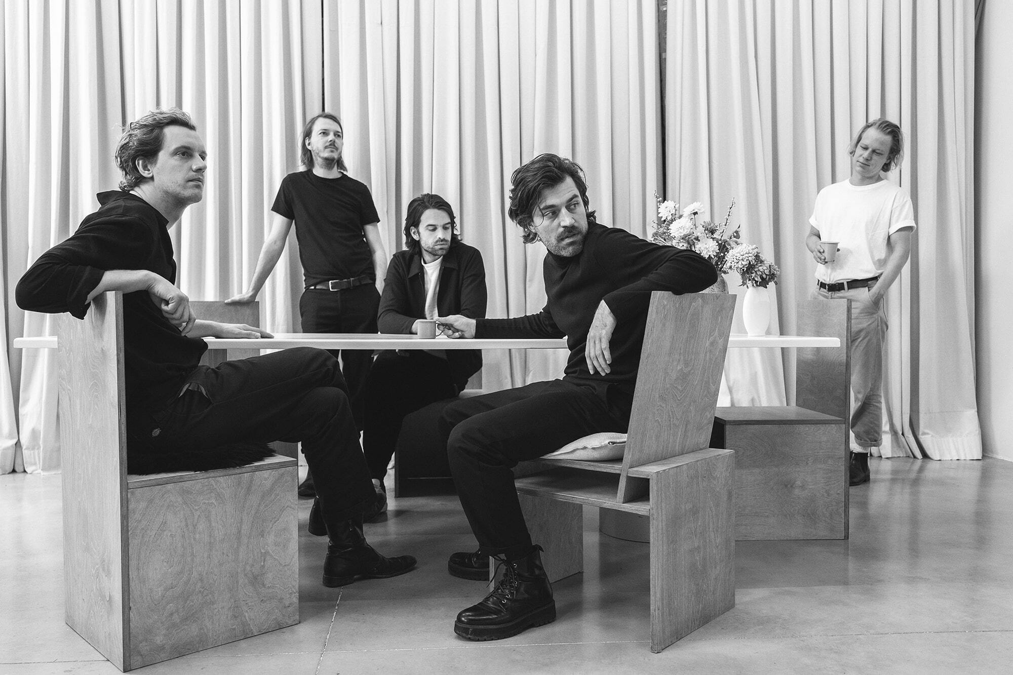 Read more about the article İstanbul'u Özleyen Balthazar'dan Yeni Albüm