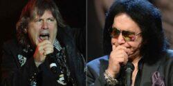 Rock Dünyası Iron Maiden için kenetlendi; Gene Simmons, Maiden'ı küçümsediği için Rock & Roll Hall of Fame'a fena çarptı