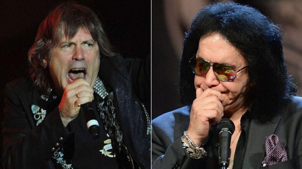 Read more about the article Rock Dünyası Iron Maiden için kenetlendi; Gene Simmons, Maiden'ı küçümsediği için Rock & Roll Hall of Fame'a fena çarptı