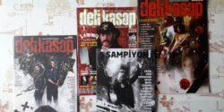 Metalciler Futbol Edebiyatı Dergisi Yayınladı: Şampiyon Dergi Çıktı