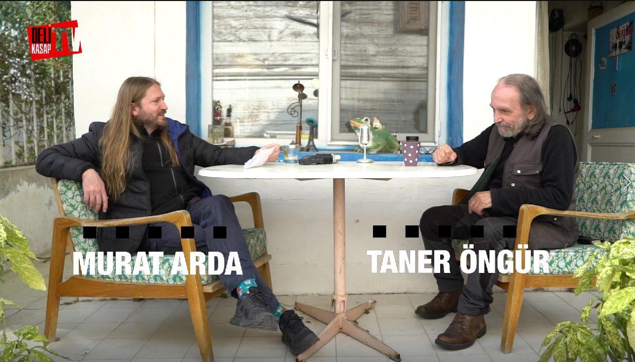 "Read more about the article ""Anadolu Rock Kaşifi"" Taner Öngür DeliKasap TV'ye konuk oldu"